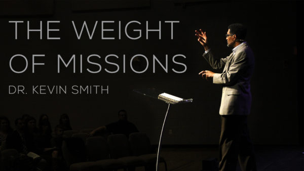Dr. Kevin Smith -